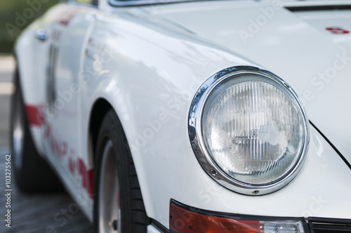 Fotografia, Obraz south tyrol classic cars_2015_Porsche 911 Carrera RS 2