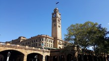 Central Station, Sydney, Australie