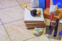 Equipment For Laying Tile