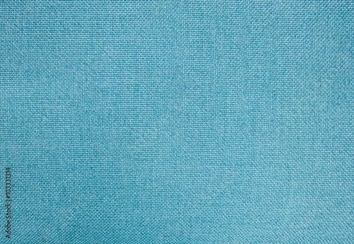 Fotobehang Stof Pastel Background of Blue Cotton Textile Texture