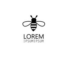 Bee Logo Graphics