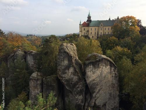 Photo  castle