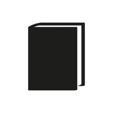 Black Book Simple Icon