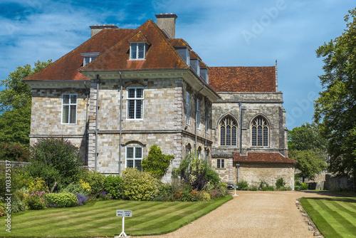 Fotografia bishops house, Winchester, Hampshire, Great Britain