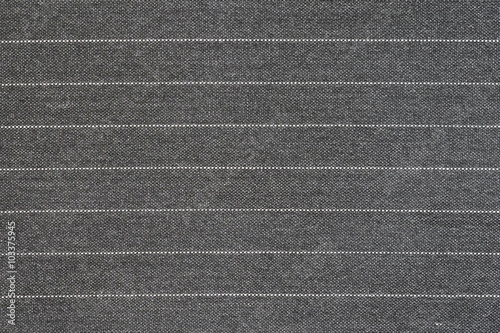 Gray and white striped cotton texture background - Buy this stock