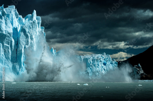 Canvas Prints Glaciers Glacier