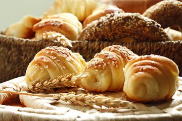 kroasani i razni pekarski proizvodi