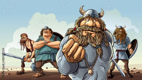 Photo  Vikings