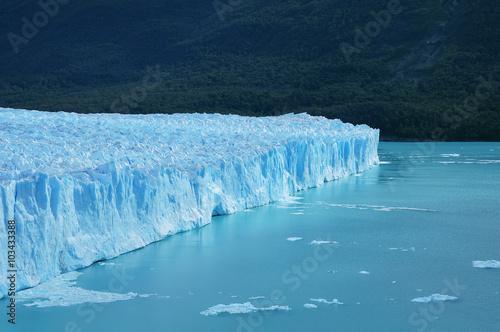 Spoed Foto op Canvas Gletsjers Perito Moreno glacier.