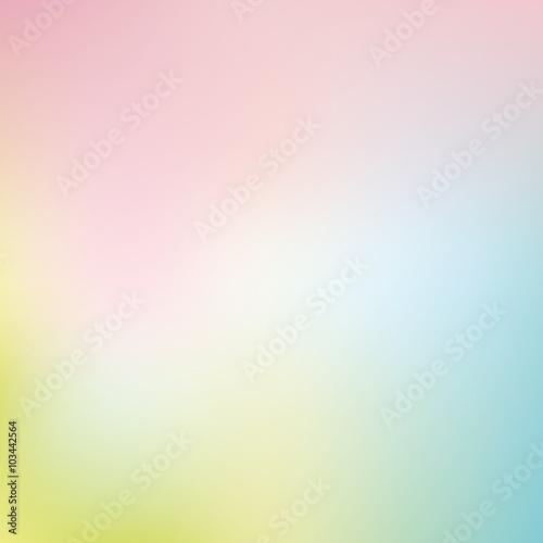 Fotografie, Obraz  Smooth Pastel Background