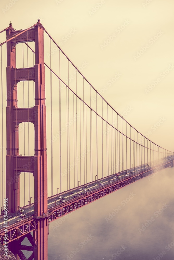 Foto  Golden Gate Fog