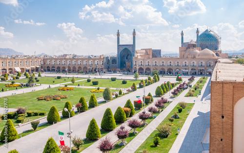 Fotografie, Obraz  Naqsh-I Jahan Square in Esfahan, Iran