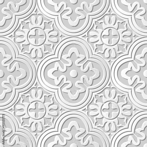 wektor-3d-papieru-sztuki-adamaszkowy-bezszwowy-wzor