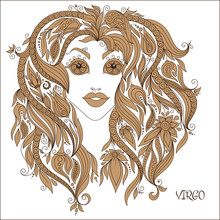 Zodiac Sign - Virgo.