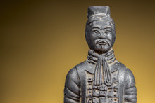 Terracotta Figurine Of Ancient...