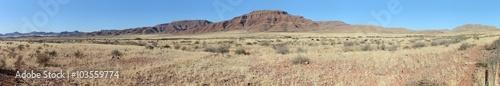 Fotografija Steppe, Namib, Namibia