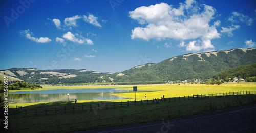 Photo Laveno lake