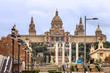 Barcelona, National museum of Catalonia (MNAC), Spain.