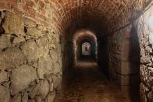 Tunnel Under Fortress Klodzko ...