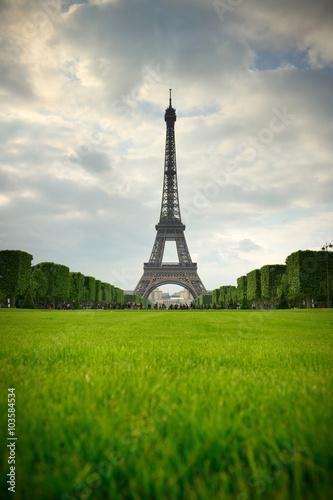 Pinturas sobre lienzo  Eiffel Tower