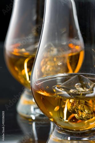 Scotch Whisky Canvas Print