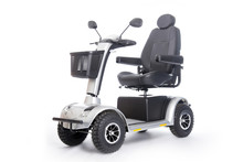 Generic Mobility Scooter For Disabled Or Elderly People Against