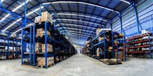 Industrials Warehouse For Dist...