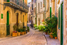View Of An Romantic Street Of ...