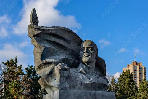 Fotografía  Denkmal für den Kommunistenführer Ernst Thälmann in Berlin