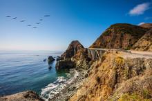 The Bridge - Viaduct Along The Pacific Coast