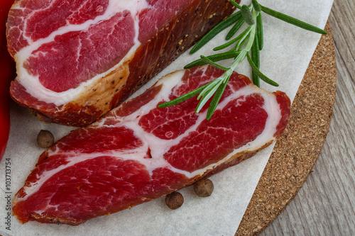 Chuck steak Poster
