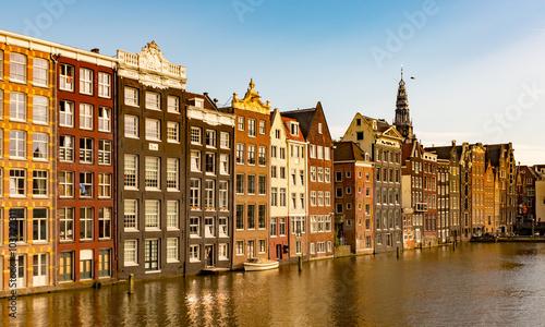 Amsterdam Niederlande Canvas Print