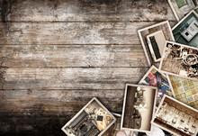 Fotografie Vintage Collage Su ...