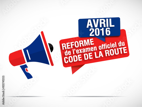 Foto  Megafon: Reform der Straßenverkehrsordnung