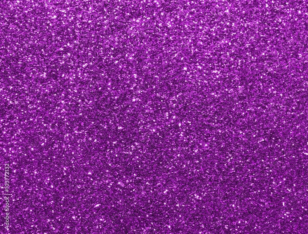 Fototapety, obrazy: background texture violet glitter bright shiny sparkling