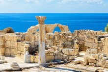Limassol District. Cyprus. Rui...