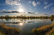 Am Mühlensee in Vehlefanz