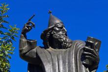 Gregory Of Nin Monument, Split, Croatia.