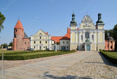 Kościół Świętej Trójcy i Najświętszej Marii Panny oraz Rotunda św. Prokopa, Strzelno, Polska