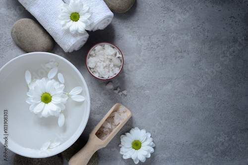 Keuken foto achterwand Spa Spa concept background