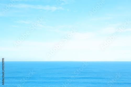 Staande foto Zee / Oceaan 海・水平線