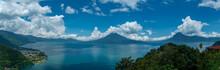 Lake Atitlan Panorama