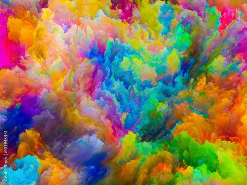 Fototapety, obrazy: Depth of Colors
