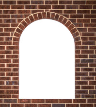 The Arch With Space For Text F...