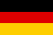 Vector Of German Flag.