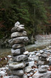 Hiker's monument