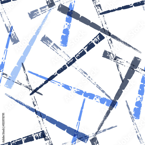 abstrakcjonistyczny-tlo-z-blekitnymi-i-szarymi-grunge-lampasami-wzor