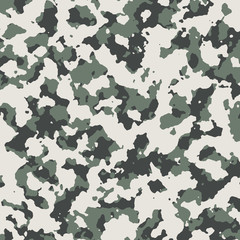 Panel Szklany Militaria Military camouflage texture background