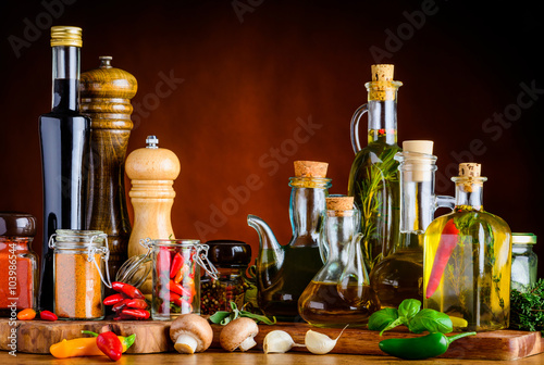 Food Spices, Seasoning and Oil - 103986544