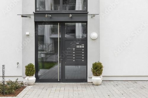 Valokuva Haustür Gebäude Wohnung